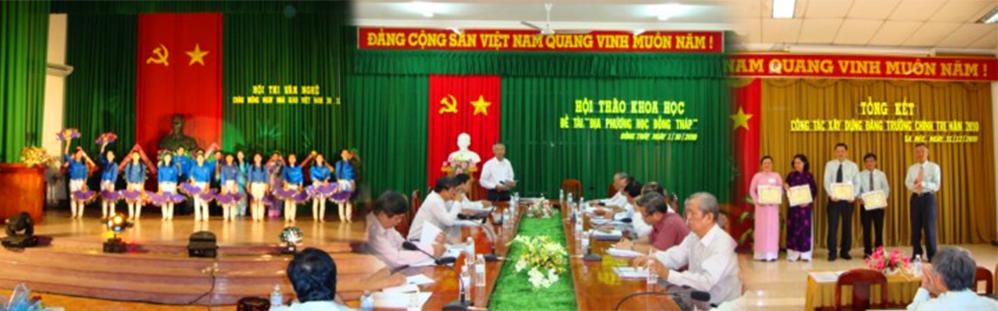 Trường Chính Trị Đồng Tháp 2